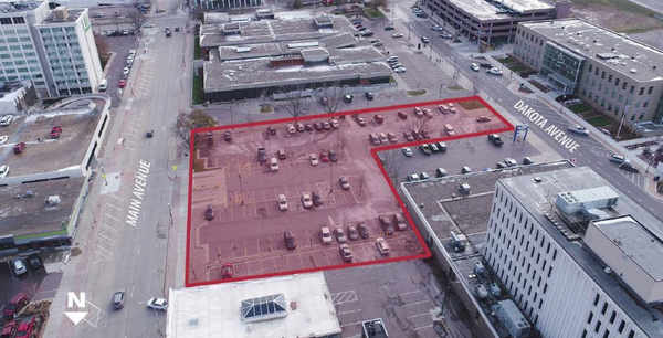 City sees 'strong interest' in developing downtown surface lots